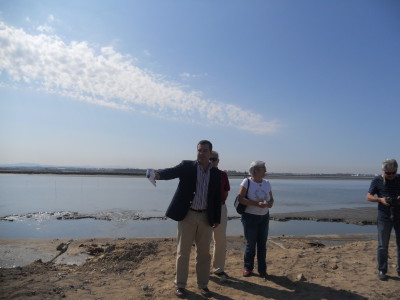 Investimento superior a 600 mil euros:  Cais de Pesca do Montijo pronto em Novembro