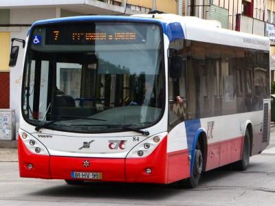 Protocolo entre Autarquias:  Transportes Colectivos doBarreiroestendem-se à Moita