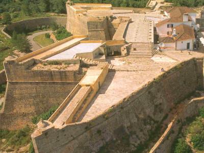 Câmara de Setúbal admite pagar comparticipação nacional: Consolidação da encosta do Forte de São Filipe
