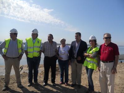 Cais de Pesca do Montijo abre em Janeiro: Investimento superior a meio milhão de euros está praticamente concluído