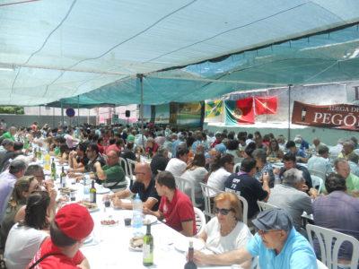 Tradicional almoço da classe piscatória do Montijo:  Pescadores pedem desassoreamento da cala