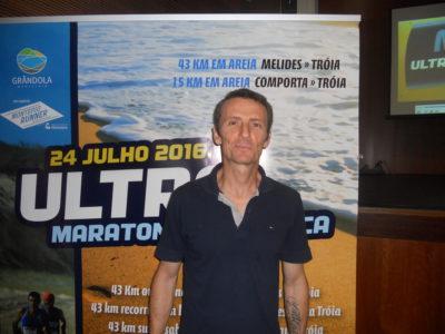 """Entrevista com Paulo Guerra, atleta:  """"Não me lembro de nenhum atleta de alta competição que tenha tido o reverso da medalha como eu"""""""