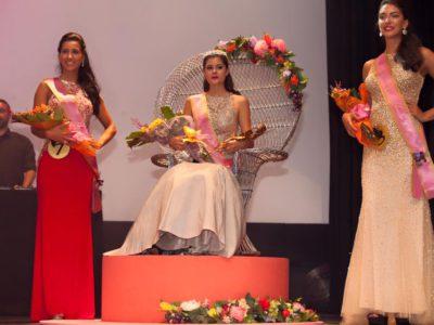 Nádia Sofia é Rainha da Festa das Vindimas de Palmela: Jovem é natural de Setúbal e residente em Águas de Moura