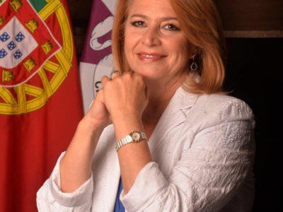 """Entrevista a Maria das Dores Meira, presidente da Câmara Municipal de Setúbal:  """"Vamos construir uma grande parede de homenagem a José Afonso"""""""