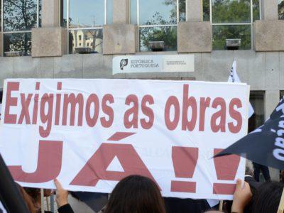 Marcha Lenta exige ação rápida para a reparação imediata do I.C.1 (E.N.5/E.N.120) entre Alcácer do Sal e Grândola