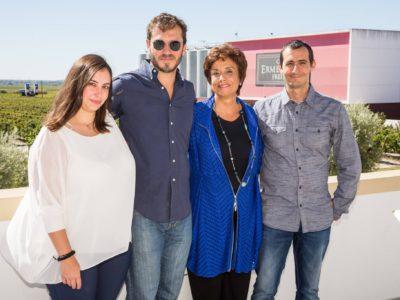 Casa Ermelinda Freitas conquista Brasil:  Duzentas mil garrafas exportadas em 2016