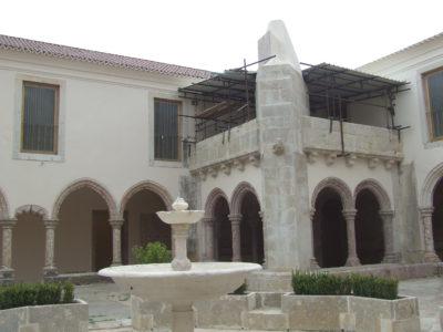 Convento de Jesus requalificado em 2018: Câmara abre concurso público para conclusão da obra
