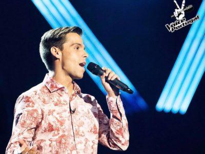 Sérgio Alves surpreendeu Mickael Carreia: Professor de Palmela brilha no The Voice Portugal