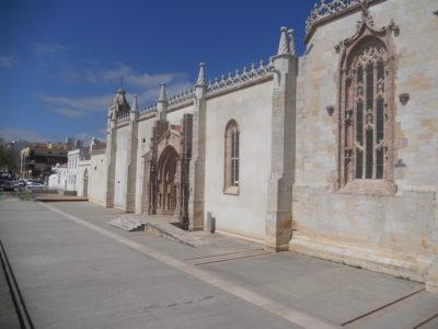 Restante recuperação do Convento de Jesus avança dentro de meses: Candidatura a fundos comunitários foi aprovada