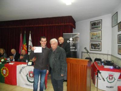 Grupo Desportivo da Volta da Pedra celebra 44.º aniversário: Jorge Mares pede polidesportivo à câmara