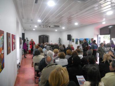 Universidade Sénior do Montijo  Sala Multiusos inaugurada na Quinta do Saldanha
