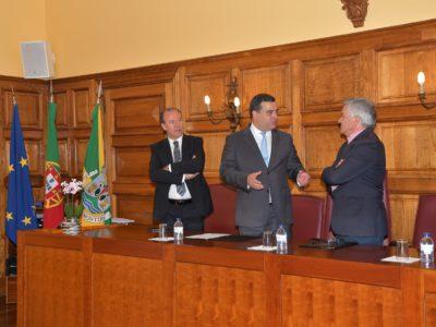 Montijo recebe Feira do Porco em 2018: Câmara e organização assinam protocolo