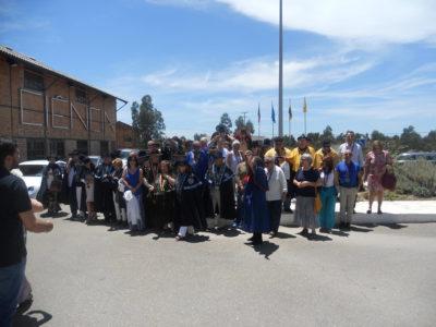 Confraria dos Saberes e Sabores no Lousal:  Entronização de novos confrades em dia de festa