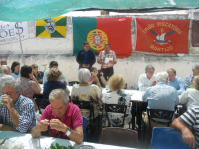 Festas Populares do Montijo:  Tradicional caldeirada dos pescadores reúne 300 pessoas